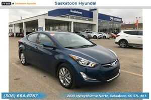 2015 Hyundai Elantra GL Bluetooth - Satellite Radio - Sunroof