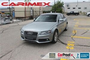 2010 Audi A4 2.0T | Premium Quattro Kitchener / Waterloo Kitchener Area image 1