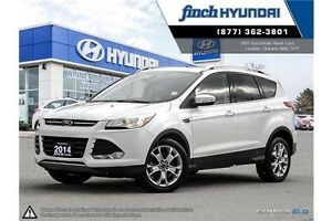 2014 Ford Escape Titanium Platinum Model | All Wheel Drive |... London Ontario image 1