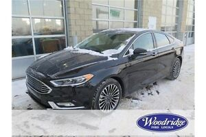 2017 Ford Fusion SE REDUCED! Was $28,990. AWD, LEATHER, SUNRO...