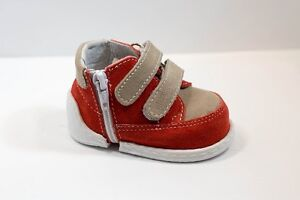 Unique, brand new genuine leather baby shoes - perfect present