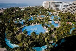 Spend Christmas in Mexico at the Grand Mayan Nuevo Vallarta!!