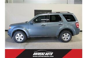 2010 Ford Escape XLT Automatic 4X4, BLUETOOTH, SUNROOF