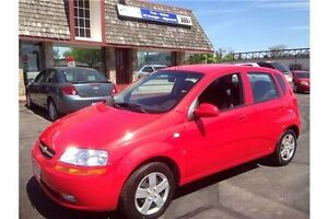 2008 Chevrolet Aveo 5 LS Manual in EXCELLENT condition!