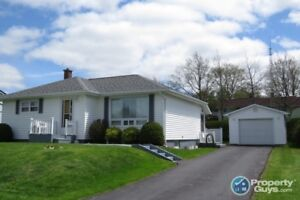 This sweet bungalow is located in the perfect location