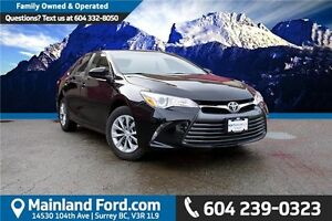 2016 Toyota Camry LE LOCAL, NO ACCIDENTS