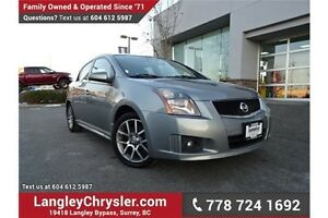 2009 Nissan Sentra SE-R LOCALLY DRIVEN & ACCIDENT FREE