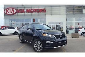 2013 Kia Sorento SX 7 Seater -Fully Loaded!