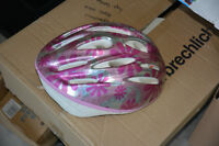 girls bike helmet
