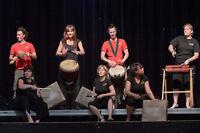 Cours de percussions africaines - djembé