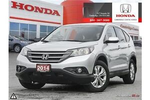 2014 Honda CR-V EX-L LEATHER INTERIOR | BLUETOOTH | POWER SUN...