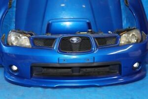 JDM Subaru Impreza WRX V9 Front End Conversion HID Head LIghts