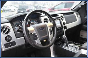 2011 Ford F-150 Platinum/LEATHER/4X4/PWR RUNNING BDS/HEAT&COO... Kitchener / Waterloo Kitchener Area image 11