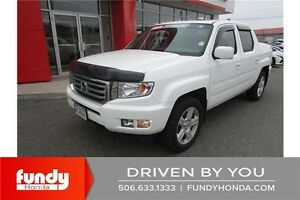 2013 Honda Ridgeline Touring EXTENDED WARRANTY - REAR ENTERTA...