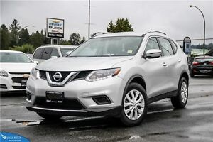 2016 Nissan Rogue S Backup Camera and Air Conditioning