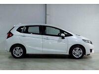 Honda JAZZ I-VTEC SE NAVI (white) 2017