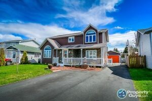 Westbrook Landing meticulous two storey home.