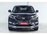 Honda CR-V I-VTEC EX (brown) 2017