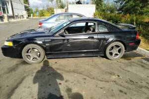 2000 FORD MUSTANG GT V8/MANUAL/CLEAN TITLE/163K KMS