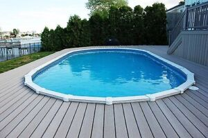 18'x32' Above ground pool