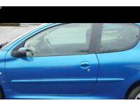 Peugeot 206 1.1 Zest