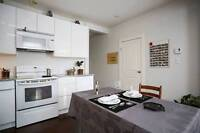 ALL INCLUSIVE FURNISHED 4 1/2 CONDO - PARKING INCLUDED - VERDUN