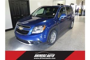 2014 Chevrolet Orlando 1LT 7 PASSENGER, BLUETOOTH, A/C