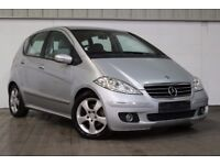 2006 56 MERCEDES A200 CDI AVANTGARDE AUTOMATIC DIESEL **43,000 MILES** FULL HISTORY £2950.00