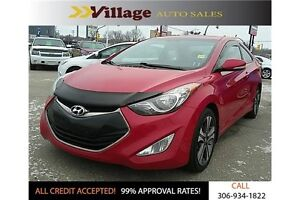 2013 Hyundai Elantra SE Bluetooth, Sunroof, Leather Interior,...