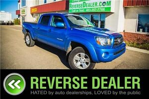 2010 Toyota Tacoma ** ONE OWNER, 4X4, WINTER TIRES INCLUDED **