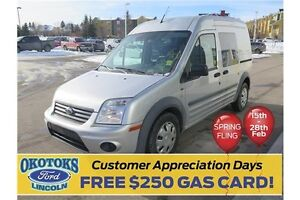 2010 Ford Transit Connect XLT 2.0l I4 with super low kms and...