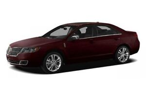 2012 Lincoln MKZ Base - Leather Seats - memory seat -