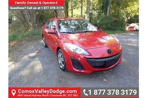 2010 Mazda 3 GS Fuel Efficient, Air Conditioning, 5 Speed Manual