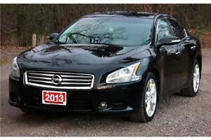 2013 Nissan Maxima SV | NAVIGATION | CERTIFIED + E-Tested