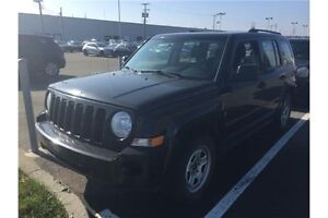 2010 Jeep Patriot Sport/North   CERTIFIED + E-Tested Kitchener / Waterloo Kitchener Area image 1