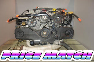 JDM Engine 2.5L 2.0L EJ25 Impreza Forester Legacy 2000-2005 SOHC