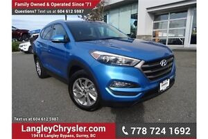 2016 Hyundai Tucson Premium W/ BLUETOOTH & REAR-VIEW CAMERA