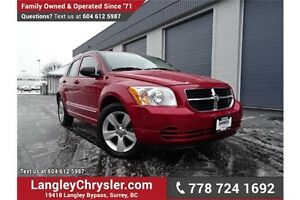 2010 Dodge Caliber SXT LOCALLY DRIVEN!