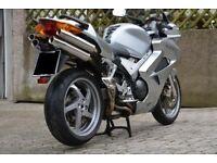 Honda vfr800 vfr 800 vtec laser extreme deeptone complete exhaust system