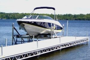 Roll a dock and Boat lift