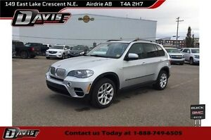 2013 BMW X5 xDrive35d DIESEL, ALL WHEEL DRIVE, LEATHER