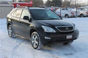 2008 Lexus RX 350 | AWD | Accident-FREE | CERTIFIED + E-Tested Kitchener / Waterloo Kitchener Area image 7