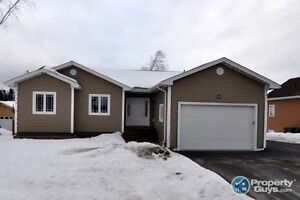 Offers 5 spacious bedrooms, 3 full baths and 2896 sq. ft.