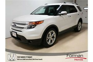 2013 Ford Explorer Limited - Loaded | Leather | 7-passenger