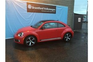 2015 Volkswagen The Beetle 2.0 TSI Sportline