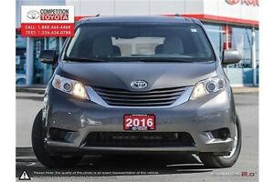 2016 Toyota Sienna LE 8 Passenger Toyota Certified, No Accidents London Ontario image 2