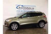 2013 Ford ESCAPE SEL- ECO BOOST! HEATED LEATHER! PWR LIFTGATE!
