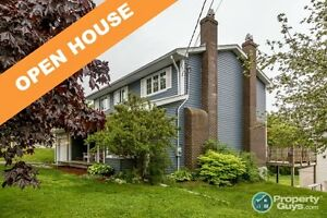 OPEN HOUSE! 2 Storey, fully finished, 4 bed/2.5 bath, must see!