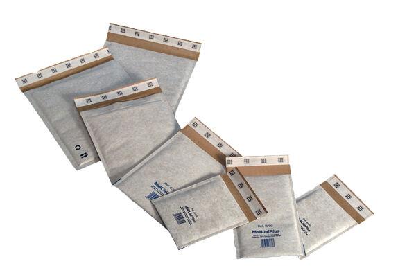 Sealed Air Mail Lite Plus Bubble Bag. C/0 d/1 H/5 K/7 Box quantity