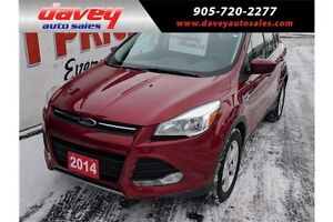 2014 Ford Escape SE BACK-UP CAMERA, TOUCH SCREEN, BLUETOOTH